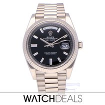 Rolex 228239 Oro blanco 2019 Day-Date 40 40mm usados