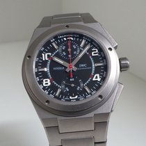 IWC Ingenieur AMG Titanium 42mm Black