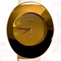 Rado eSenza pre-owned 33mm Champagne Satin