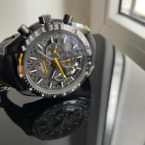 Omega Speedmaster Professional Moonwatch Carbono 44.25mm Negro Sin cifras