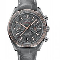 Omega Speedmaster Professional Moonwatch Cerámica Gris Sin cifras