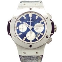 Hublot Big Bang Jeans Steel 44mm Blue United States of America, New York, New York