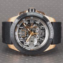 Jaeger-LeCoultre Master Compressor Extreme LAB 2 Tribute to Geophysic Rose gold 46.8mm