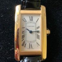 Cartier Tank Américaine Oro giallo Grigio Italia, San Donà di Piave