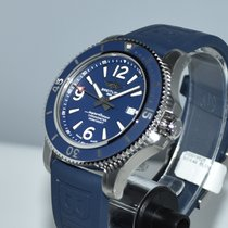 Breitling Superocean 44 Acero 44mm Azul Arábigos