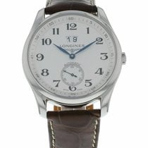 Longines Steel Automatic Silver Arabic numerals 40mm new Master Collection