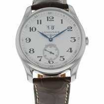 Longines Master Collection Steel 40mm Silver Arabic numerals United States of America, Florida, Sarasota