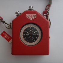 Heuer Watch pre-owned 1970 Steel Manual winding Watch only