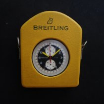 Breitling Watch pre-owned 1970 Steel Manual winding Watch only