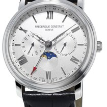 Frederique Constant Classics Business Timer FC-270SW4P6 2020 new