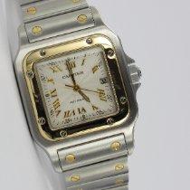 Cartier Santos Galbée Gold/Stahl 29mm Silber Deutschland, Berlin
