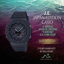 Casio G-Shock GA-2100-1A1JF nov