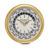 Patek Philippe World Time 400mm Srebro