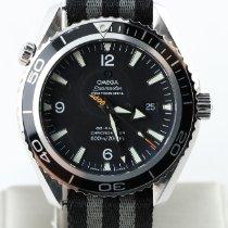 Omega Seamaster Planet Ocean Steel 45,5mm Black Arabic numerals United States of America, Nevada, Las Vegas