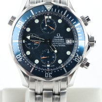 Omega Seamaster Diver 300 M Steel 41.5mm Blue No numerals United States of America, Nevada, Las Vegas