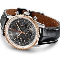 Breitling Navitimer 1 B01 Chronograph 43 nuevo 2020 Automático Cronógrafo Reloj con estuche y documentos originales UB0121211F1P1