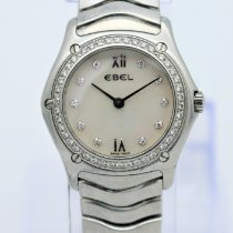 Ebel Classic Steel 27mm Mother of pearl No numerals United States of America, Nevada, Las Vegas