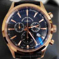 Zeno-Watch Basel Acero Cuarzo Negro Sin cifras 42mm usados