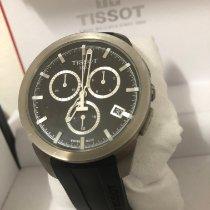 Tissot Titanio Cuarzo Negro 45mm usados T-Sport