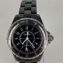 Chanel J12 Ceramic 33mm Black Arabic numerals United States of America, Florida, Jupiter