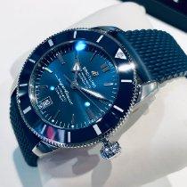 Breitling Superocean Héritage II 42 Stahl 42mm Blau Deutschland, Allersberg