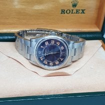 Rolex Air King Precision 14010M 2002 pre-owned