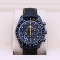 欧米茄 Speedmaster Professional Moonwatch 陶瓷 44.25mm 黑色 无数字