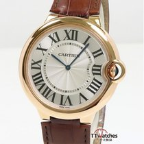 Cartier Rose gold 46mm Manual winding w6920054 new