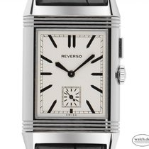 Jaeger-LeCoultre Grande Reverso Ultra Thin Duoface Steel 47mm