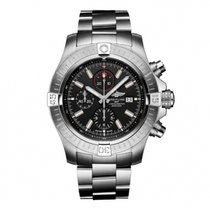 Breitling Super Avenger new 2020 Automatic Chronograph Watch with original box and original papers A13375101B1A1