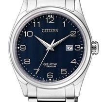 Citizen Titanium 41mm Blue