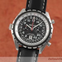 Breitling Chrono-Matic (submodel) Zeljezo 44mm Crn