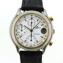 Baume & Mercier 6103 Gold/Stahl 1988 36mm gebraucht