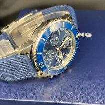 Breitling Superocean Heritage II Chronographe A13313161C1S1 New Steel 44mm Automatic
