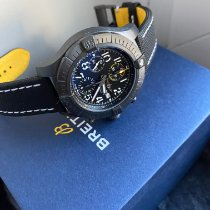 Breitling Titan Automatik Schwarz 45mm neu Avenger