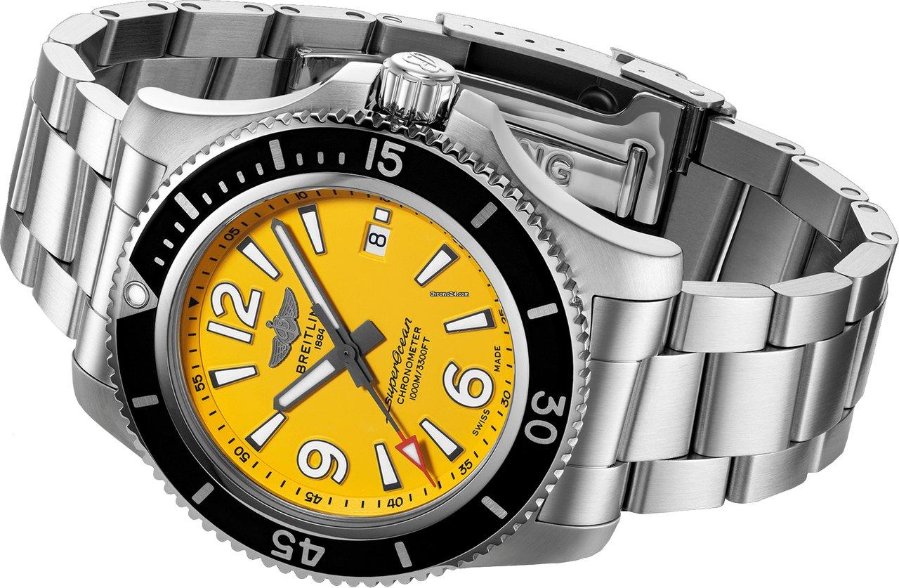Breitling Superocean 44 A17367021I1A1 2020 new