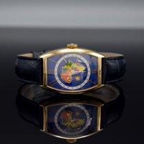 Franck Muller 5850 WW Красное золото 44mm подержанные