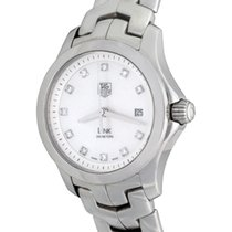 TAG Heuer Link Lady Steel 27mm Mother of pearl No numerals United States of America, Texas, Dallas