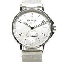 NOMOS Ahoi Neomatik Steel 36,3mm White Arabic numerals