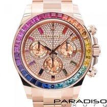 Rolex Daytona Aur roz Auriu