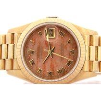 Rolex Lady-Datejust 69178 Odlično Zuto zlato 26mm Automatika