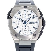 IWC Ingenieur Double Chronograph Titanium Titanium 45mm Silver United States of America, Georgia, Atlanta