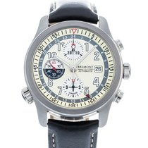 Bremont ALT1-Z Zulu Steel 43mm Champagne United States of America, Georgia, Atlanta