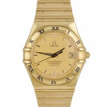 Omega Constellation Yellow gold 35.5mm Gold United States of America, New York, Massapequa Park