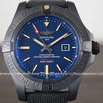 Breitling Avenger Blackbird Titanium 48mm Blue