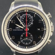 IWC Portuguese Yacht Club Chronograph IW390204 2017 pre-owned