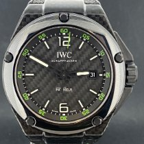 IWC Ingenieur Automatic Carbone 46mm Noir Arabes