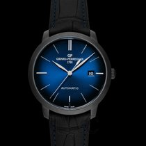 Girard Perregaux 1966 Steel 40mm Blue