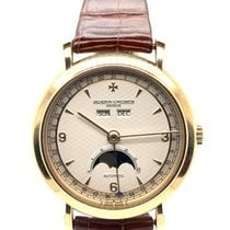 Vacheron Constantin Historiques Yellow gold 36mm Silver Arabic numerals United States of America, New York, New York