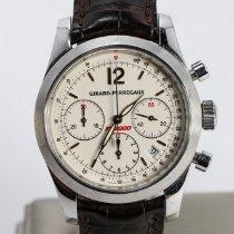 Girard Perregaux Ferrari Steel 40mm Silver Arabic numerals United States of America, Nevada, Las Vegas